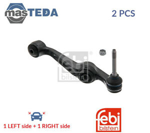 2x Febi Bilstein Lower Front Lh Rh Track Control Arm Pair 06464 P New