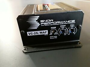 Snow Performance Methanol Water Injection Controller Vc 25 Maf Map Boost Turbo