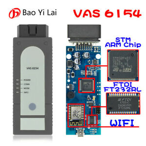 Vas 6154 Wifi Odis 4 4 10 Diagnostic Tool For Vw Support Win10