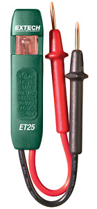 Extech Et25 Neon Voltage Tester pack Of 7
