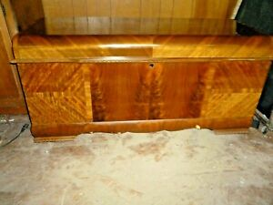 Vintage Lane 1946 Cedar Chest Lock Removed Ebay Rules Local Pickup Only