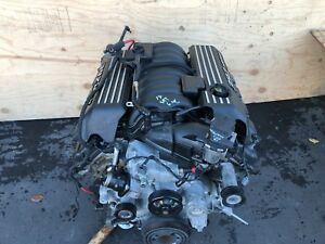 Dodge Charger 6 4l Srt 392 Hemi Oem 485hp 8 Eight Cylinder Block Head Engine 28k