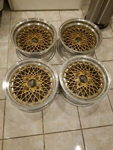 Ssr Formula Mesh 15x6 5 15x7 2et 4x114 3 Speed Star Racing Bbs Rare Wheels Jdm