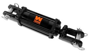 Wen Tr2512 2500 Psi Tie Rod Hydraulic Cylinder With 2 5 Bore And 12 Stroke