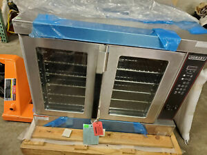 Hobart Hec5 Electric Commercial Full Size Convection Oven With Racks 208v Hec5d