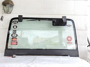 91 95 Jeep Yj Wrangler Hard Top Liftgate Glass With Rear Wiper Defrost Hardtop
