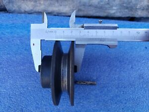 Electric Dc Motor Drive Pully