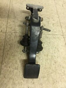 Howe Racing Brake Pedal Assembly From An Mg Shop That Closed Believe Fits Mgb