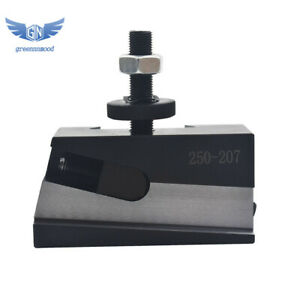 Bxa 7 250 207 10 15 Quick Change Post Tool Universal Parting Blade Holder