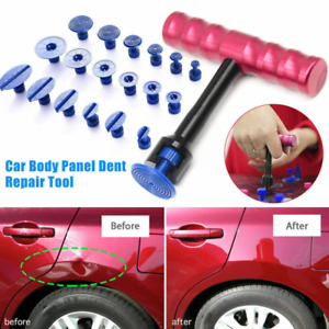 Car Auto Body Paintless Dent Removal Repair Kit Pops A Dent Puller
