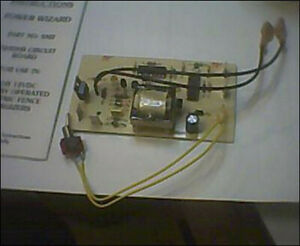 Power Wizard Sm2 Module Circuit Card 6 Or 12 Volt Fence Controller Electric Dare