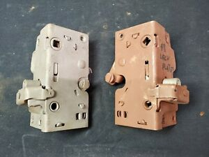 1947 1951 Chevy Gmc Truck Door Latches Assembly Oem Hot Rod Rat 1948 1949 1950
