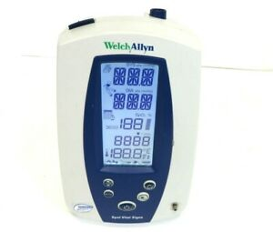 Welch Allyn 42ntb Vital Signs Patient Monitor