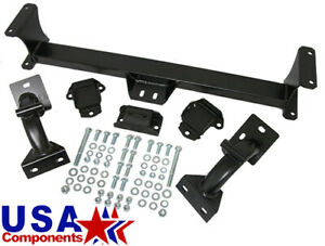 1963 67 Chevy Gmc Truck Tubular Engine And Transmission Cross Member Kit