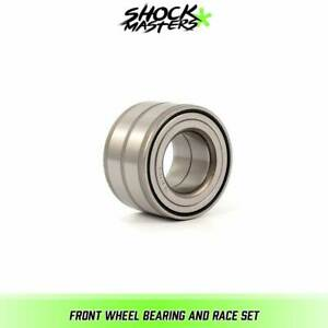 Front Wheel Bearing Race Set For 2004 2008 Ford F 150 Rwd