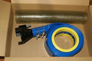 Ar Annovi Reverberi Pressure Power Washer Water Sludge Sucker Pump 25 Hose