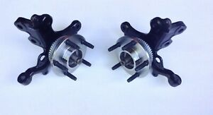94 95 Ford Mustang Sn95 Spindles 5 Lug Brake Conversion Foxbody Powder Coated