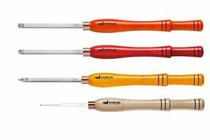 Easy Wood Tools Set Full Size Rougher Finisher Detailer 1 8 Parting Tool
