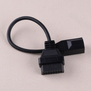Obd1 To Obd2 Diagnostic Scanner Tools Connector Adapter Cable Fit For Honda New