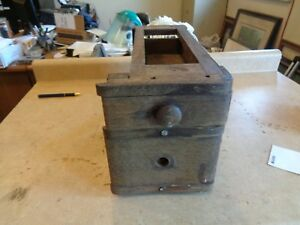 2 Drawers With Frames For Treadle Sewing Machine Cabinet