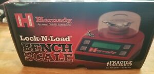 Hornady Lock-N-Load Bench Scale New in Box Never Used Hornady Item #050108