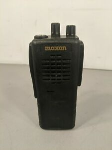 Maxon Sp 320 4 Watt 4 Channel Uhf Portable Radio