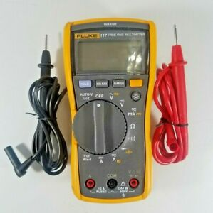 Fluke 117 Electrician s Digital Multimeter