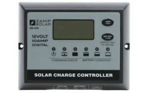 Zs 10aw Zamp Solar Zs 10aw Battery Charger Controller Compatibility Gel Agm