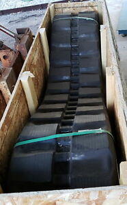 Case 420ct Skid Steer Rubber Track 400x86x50 47638167 87541112 87462048
