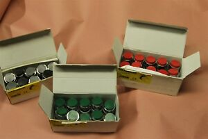 Ersce Push Button Switch Ps1 Black 10pc Ps2 Red 10pc Ps3 Green 10p 020028500117