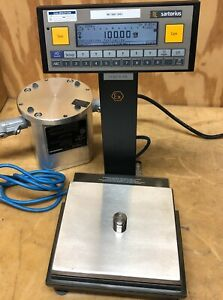 Sartorius Fc6cce hx Explosion Proof Digital Bench Scale Balance 6200g Capacity