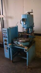 Imperial Pb2 Metal Stamper Press Hot Stamping With Rotary Indexing Table