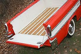 1955 1956 1957 1958 Chevrolet Cameo Top Bed Rails Sale