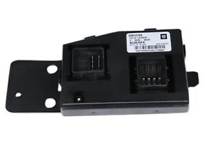 Body Control Module Acdelco Gm Original Equipment 25816709