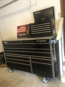 Snap On Epiq Series 68 Toolbox With Stainless Steel Top