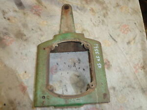 John Deere 50 Dash Panel Steering Support Casting Antique Tractor