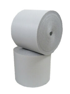 Usep 5mm Reflective White Foam Core Insulation Radiant Barrier 48 x25ft Roll