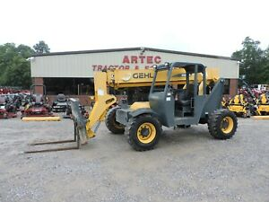 2013 Gehl Rs6 34 Telescopic Forklift 6k Capacity Watch Video only 2134 Hours