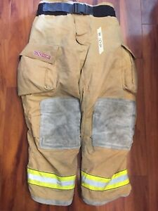 Firefighter Bunker Turnout Gear Pants Globe 40x32 G Extreme Costume 2006