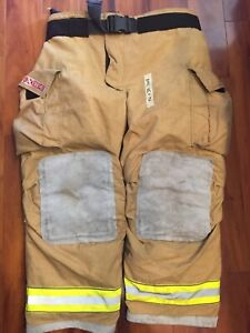 Firefighter Bunker Turnout Gear Pants Globe 46x30 G Extreme Costume 2008