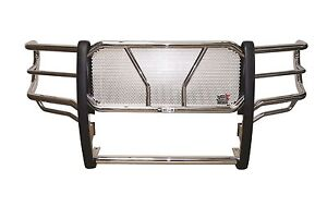 Westin Hdx Grille Guard 2014 2015 Chevy Silverado 1500 Stainless Steel