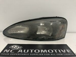 2004 2005 2006 2007 2008 Pontiac Grand Prix Lh Left Halogen Headlight Oem F103