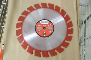 Diamond Products Core Cut 16 Wet Dry General Concrete High Speed Saw Blade