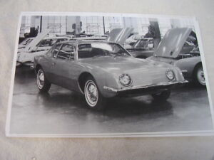 1963 Studebaker Avanti Assembly Storage Area 11 X 17 Photo Picture