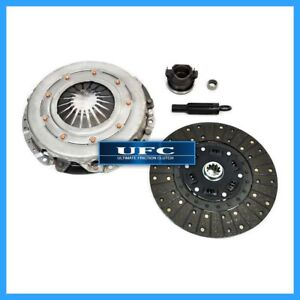 Ufcr Hd Clutch Kit For 2007 11 Jeep Wrangler Sahara Sport Rubicon Unlimited 3 8l