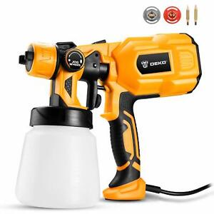 Deko Spray Gun 550w 220v High Power Home Electric Paint Sprayer