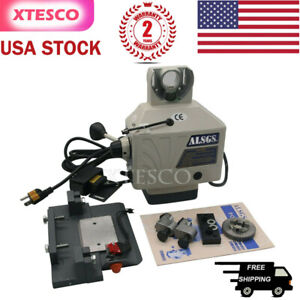 Alsgs 200rpm 110v Power Feed For Vertical Milling Drill Machine X Y Axis Us Xs90