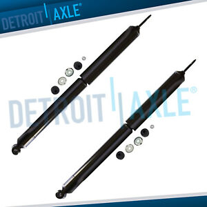 4wd 1997 1998 1999 2000 2001 2002 2003 Ford F 150 Pair Rear Shocks Absorbers