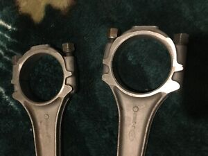 Ford 406 390 Hi Po C2ae B Connecting Rods