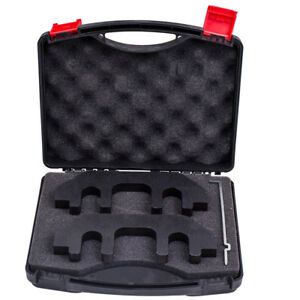 Camshaft Alignment Holding Tool Kit W Tension Tool Cam Align Timing For Lincoln